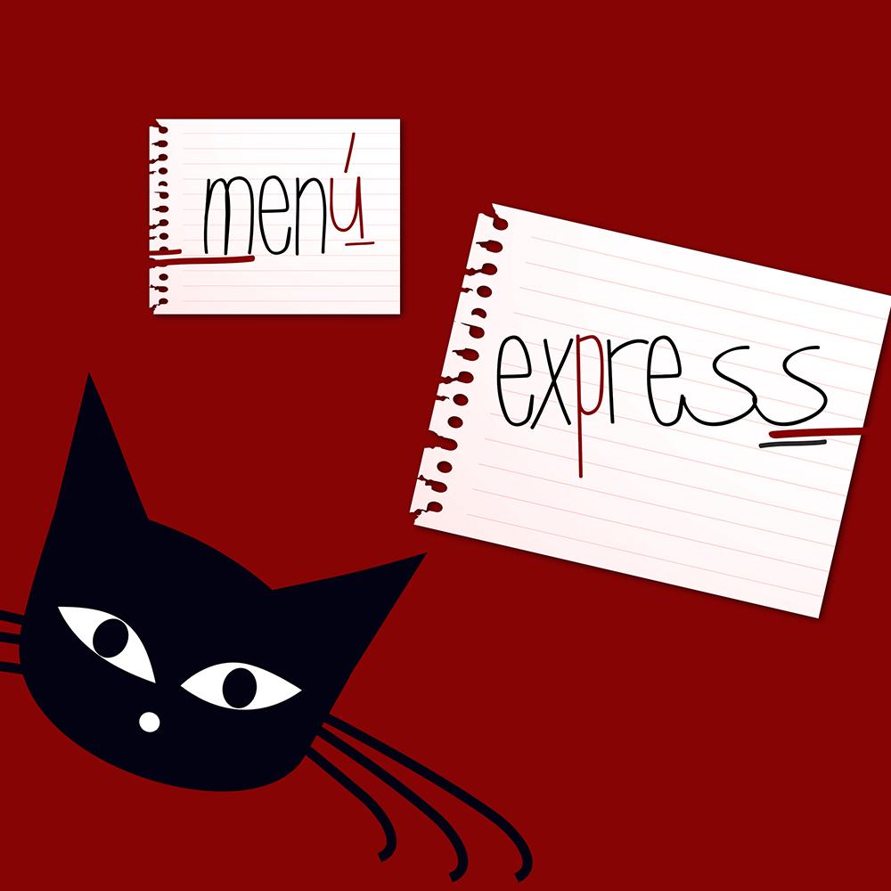 menú express